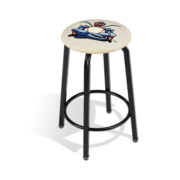 Clarin by Hussey Logo Seating Athletic stools
